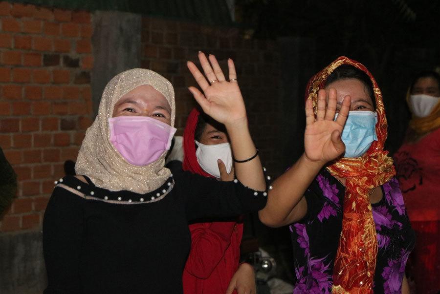 Ninh Thuận dỡ bỏ lệnh cách ly ở thôn Văn Lâm 3