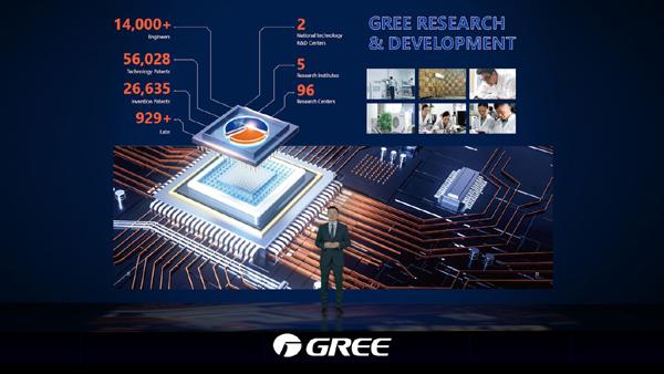 Gree ra mắt thế hệ điều hòa với công nghệ chống ăn mòn muối biển