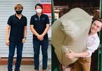 MC Đại Nghĩa triển khai việc lắp 5 máy 'ATM gạo'