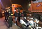 Công an Đồng Nai chặn bắt xe quá tải trên QL51