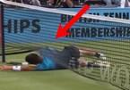 Những tai nạn khó đỡ trên sân tennis