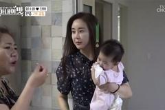 Hoa hậu Hàn Quốc mắng mẹ chồng khi mở cửa tủ lạnh 13 giây
