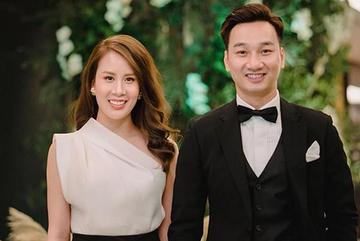 Người vợ bỏ làm tiếp viên hàng không, sinh 2 con trai cho MC Thành Trung