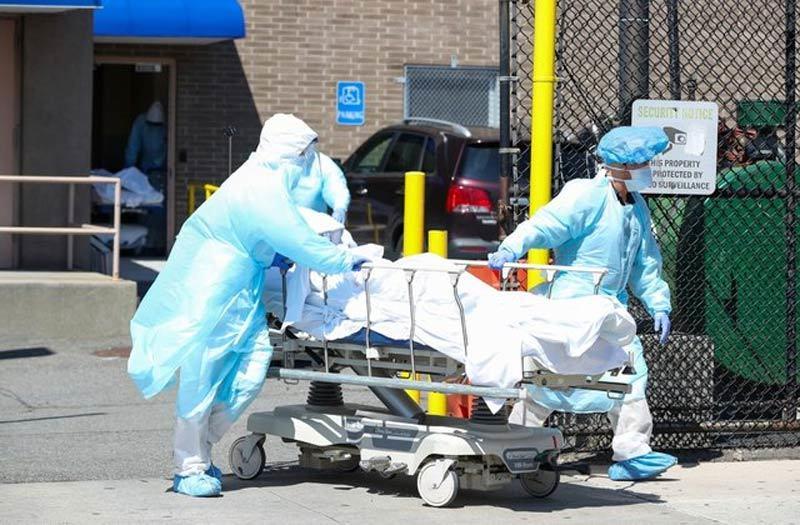 Hơn 2 triệu người mắc Covid-19 trên toàn cầu, số tử vong tăng vọt ở Mỹ