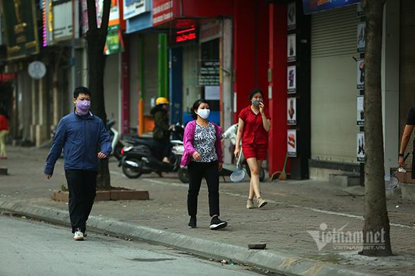 Hà Nội thuộc nhóm nguy cơ cao, đề xuất cách ly xã hội thêm 1 tuần
