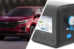 Máy thở được sản xuất bởi GM có giá cao hơn cả xe Chevrolet Spark