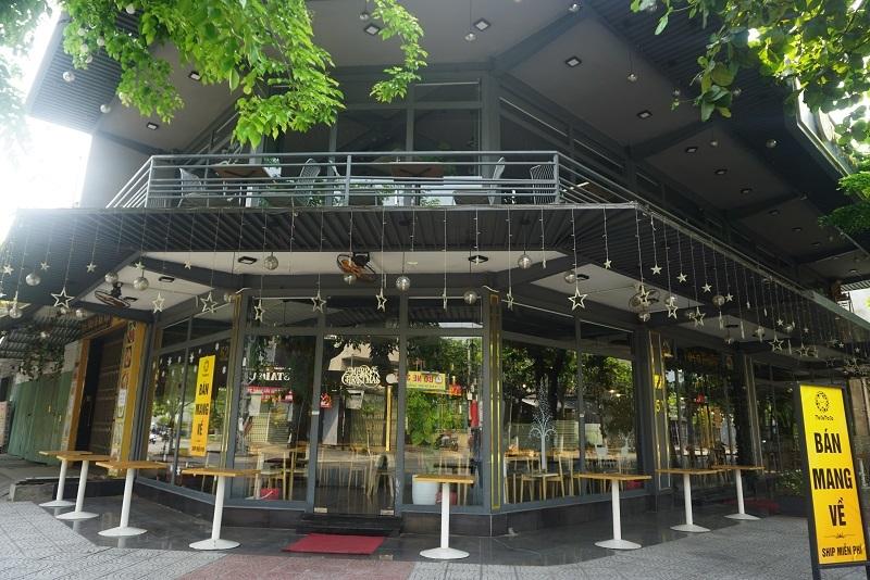 Đà Nẵng cho cửa hàng ăn uống bán qua mạng từ 0h hôm nay