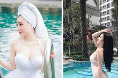 Vợ cũ Hồ Quang Hiếu thâm thúy đáp trả khi bị hỏi chuyện tái hôn