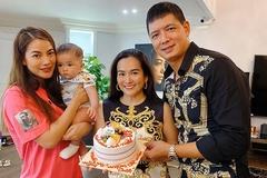Trương Ngọc Ánh tổ chức tiệc tặng vợ chồng Bình Minh