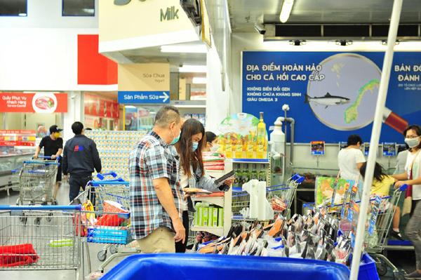 Dịch Covid-19, người tiêu dùng thay đổi thói quen mua sắm