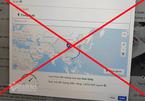 Yêu cầu Facebook xóa 2 quần đảo Hoàng Sa, Trường Sa khỏi bản đồ Trung Quốc