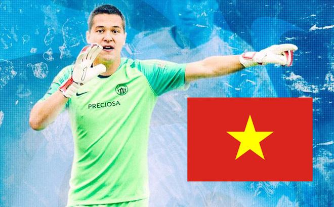 Filip Nguyễn mơ dự World Cup, thầy Park vui như mở cờ