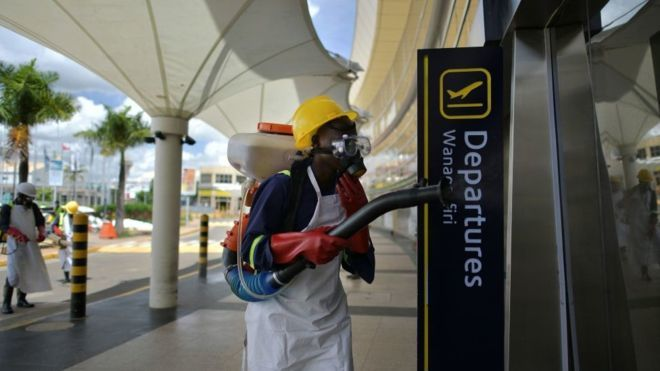 Coronavirus in Africa: 'No time for half measures in helping the economy'