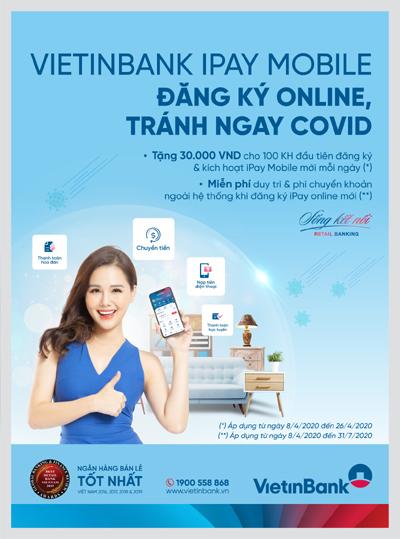 Hàng trăm khách hàng cá nhân được VietinBank hỗ trợ vượt đại dịch