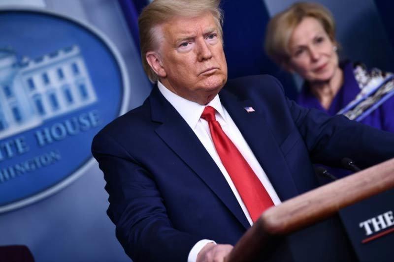 Ông Trump hứng đòn 'tấn công' xối xả