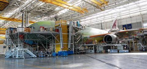 Vietnam to have more aircraft component manufacturing facilities