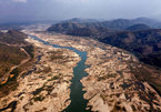 China limited the Mekong's flow. Other countries suffered a drought.