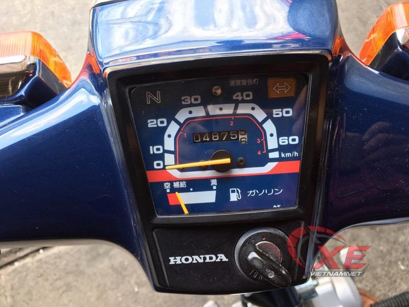 Honda Super Cub 82 đã 30 năm tuổi,  giá đắt hơn Honda SH150i