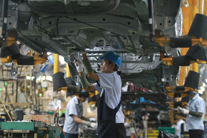 Sản xuất linh kiện, phụ tùng ô tô Thái Lan gặp khó thời Covid-19