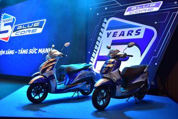 Gần 300 mẫu xe máy dán nhãn công khai mức tiêu hao nhiên liệu