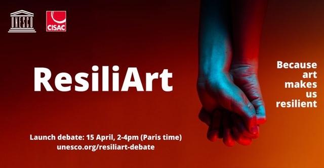 UNESCO phát động chiến dịch 'Nghệ thuật kiên cường'