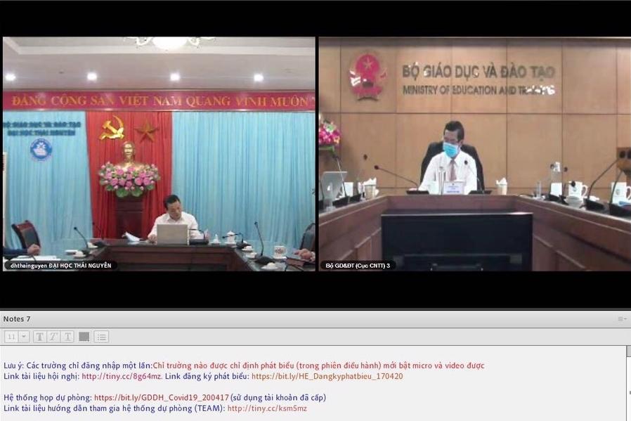 Đại học Việt Nam cấp tập 'chuyển đổi số' giữa mùa dịch