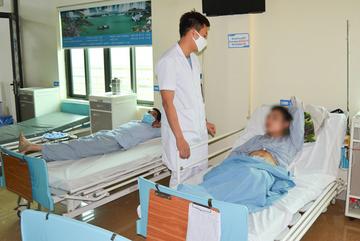 Đau vùng kín, nam thanh niên 22 tuổi bị ung thư tinh hoàn di căn phổi