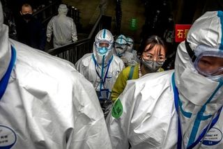 China's virus-hit economy shrinks for first time in decades