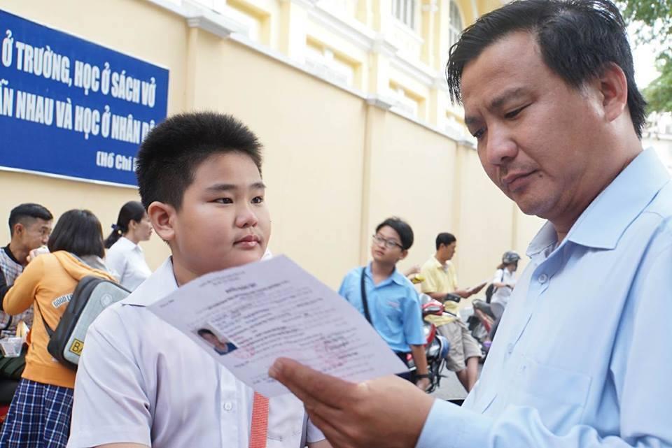 Lộ trình đi học lại của học sinh TP.HCM