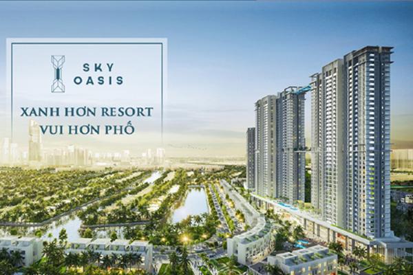 Queen Land chính thức phân phối dự án Sky Oasis - Ecopark The Island Bay
