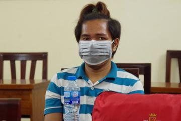 Vietnam returns Philippine sailor found adrift at sea