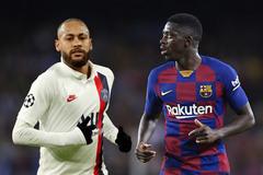 Barca tung quân bài Dembele để ký Neymar