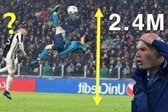 """Ronaldo và những kỹ năng ghi bàn """"ăn đứt"""" Messi"""