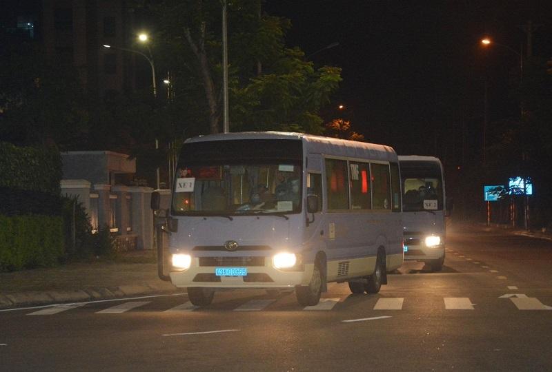 Đà Nẵng cách ly 60 người về từ Italia lúc rạng sáng