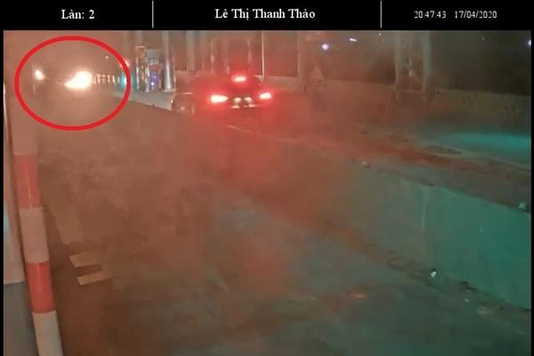 BOT Ninh Xuân bị ném 2 quả bom xăng trong đêm tối