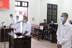 Phạt tù 4 gã trai đánh ngã trung úy công an