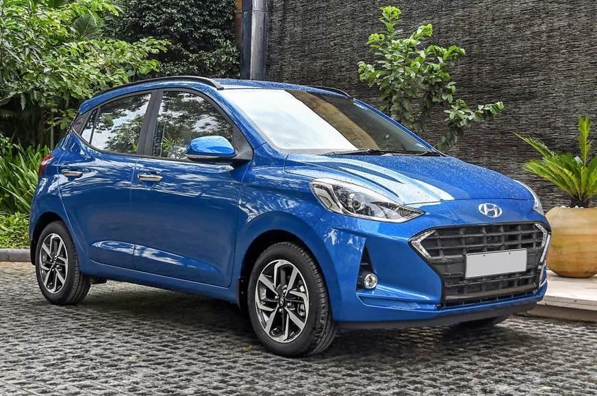 Hyundai Grand i10 Nios CNG trình làng giá gần 10 ngàn đô