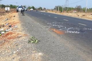 2 xe máy tông trực diện trên quốc lộ, 2 người chết ở Gia Lai