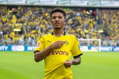 Dortmund thưởng đậm tiền nếu Sancho từ chối MU