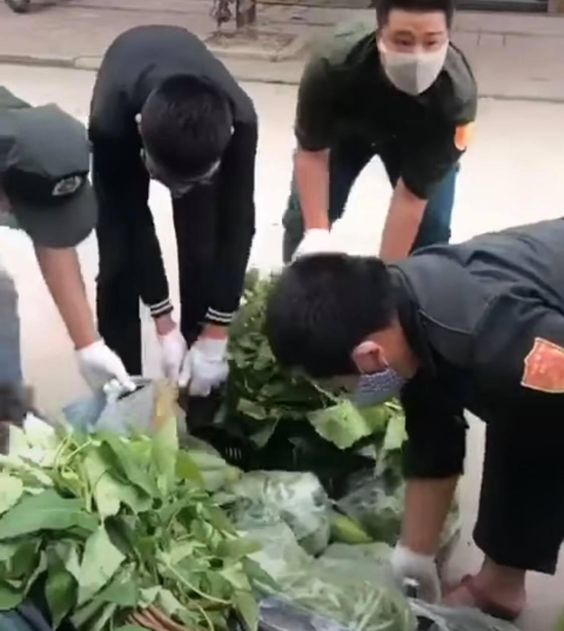 Quảng Ninh làm rõ việc cán bộ phường xúc phạm người bán rau