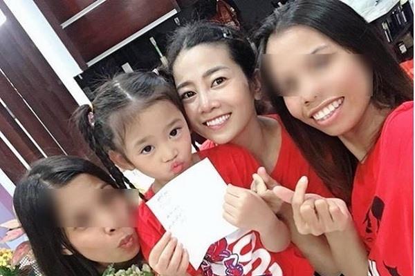 3 lavie Phùng Ngọc Huy xác nhận ủy quyền cho bảo mẫu chăm sóc bé Lavie