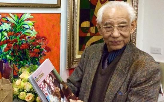 Hoạ sĩ Trần Khánh Chương qua đời vì ung thư đại tràng