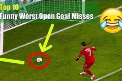 """Ronaldo, Messi và những tình huống """"biến bàn thắng thành cơ hội"""""""