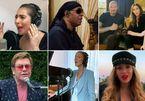 Màn trình diễn của Celine Dion, Lady Gaga, Lang Lang và John Legend