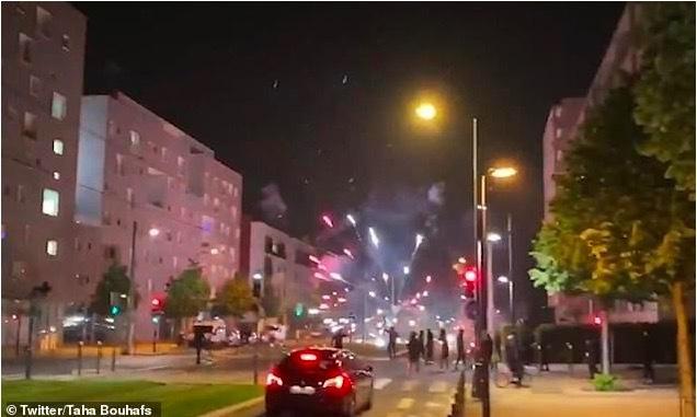 Bạo loạn bùng phát dữ dội ở Paris