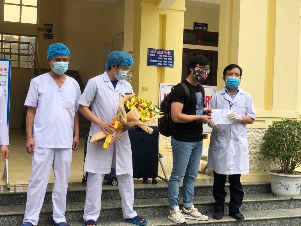 Thêm 5 bệnh nhân Covid-19 khỏi bệnh, số ca ra viện lên 207 người