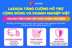 Lazada Việt Nam hỗ trợ 45.000 doanh nghiệp 'vượt bão' Covid-19