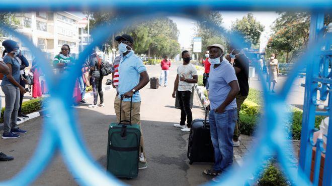 Coronavirus: The fear of being sentenced to a Kenyan quarantine centre