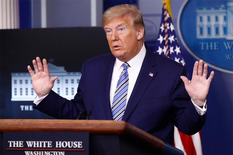 Lí do ông Trump muốn điều tra Trung Quốc về dịch Covid-19