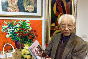 Painter Chuong, former president of VN Fine Arts Association, dies